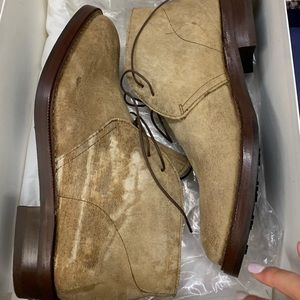 { Rider Boot Co } Sestriere Chukka Boots